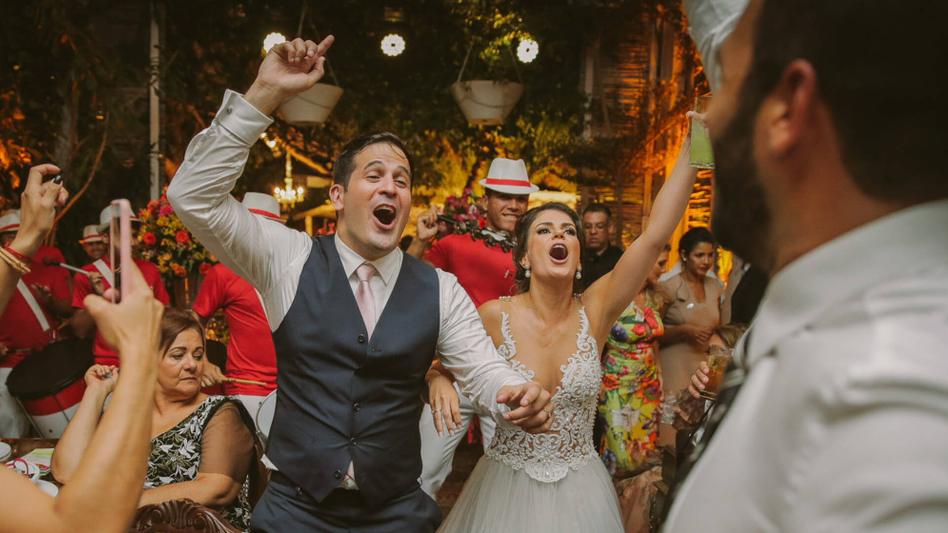 Wedding de Roberta+Felipe