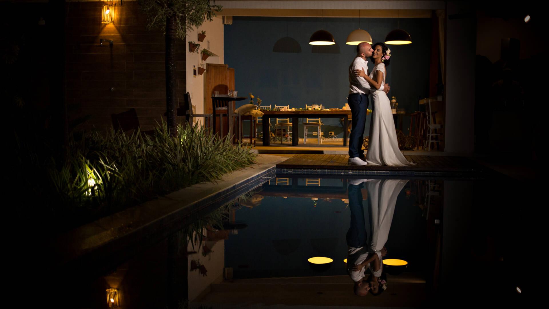 Casamento de Thaís + Fernando