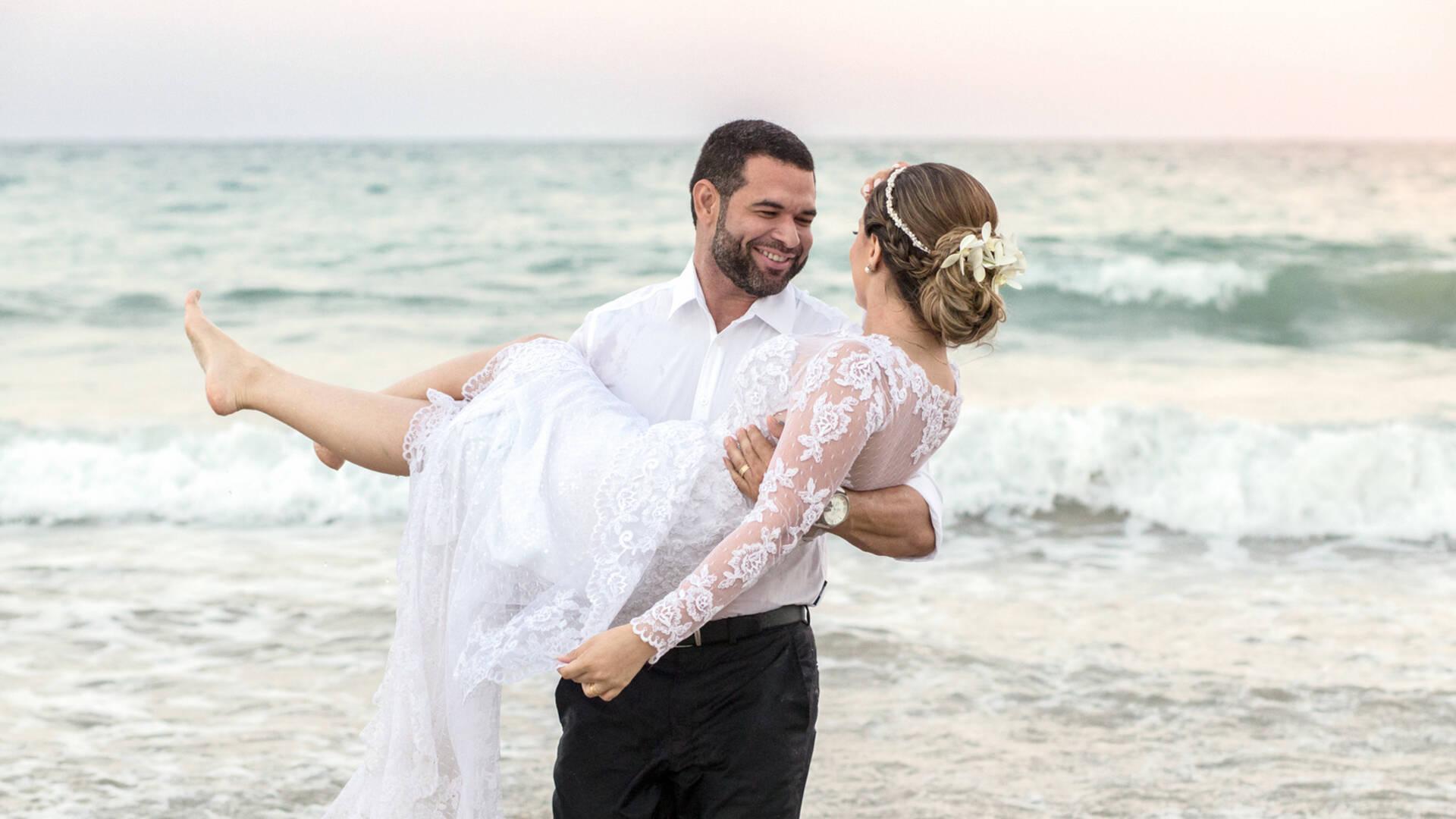 Elopement Wedding de Natalia + Tiago