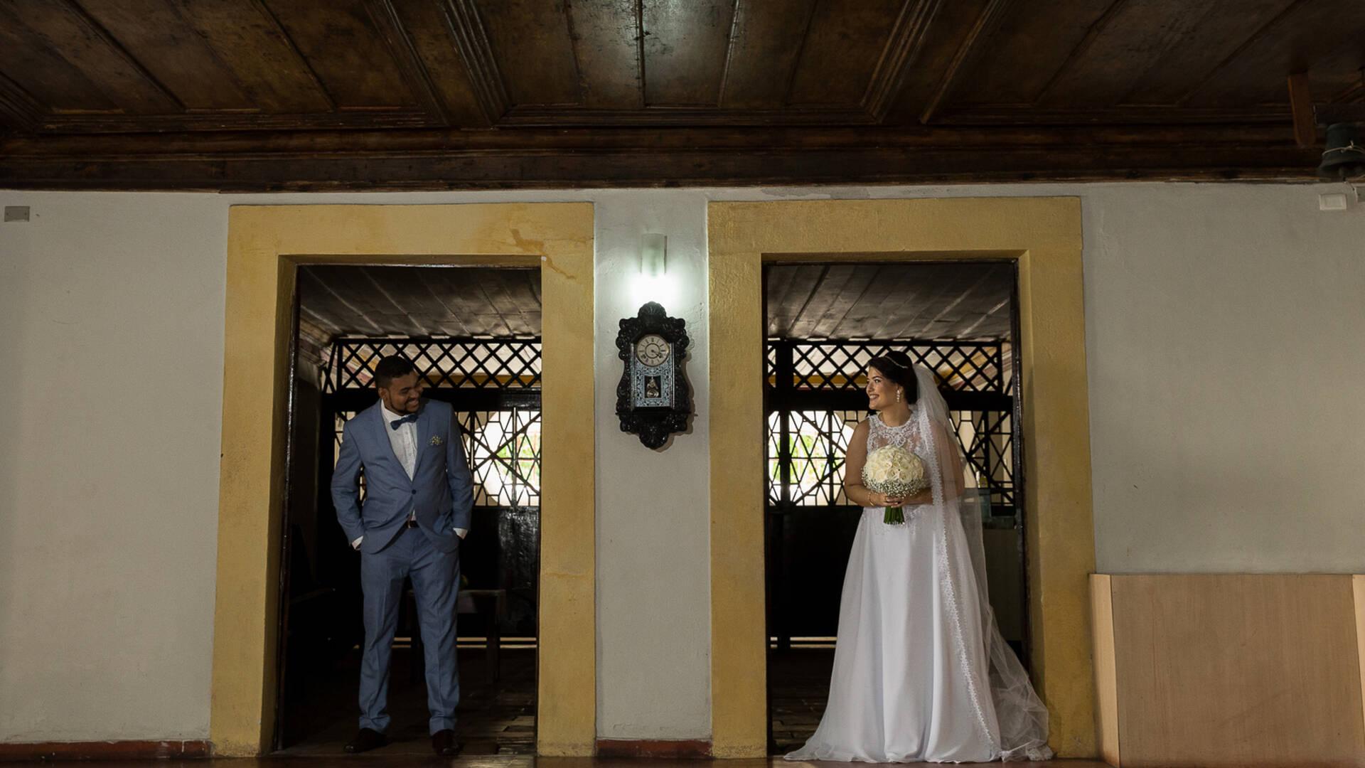 Casamento de Thalita + Helder