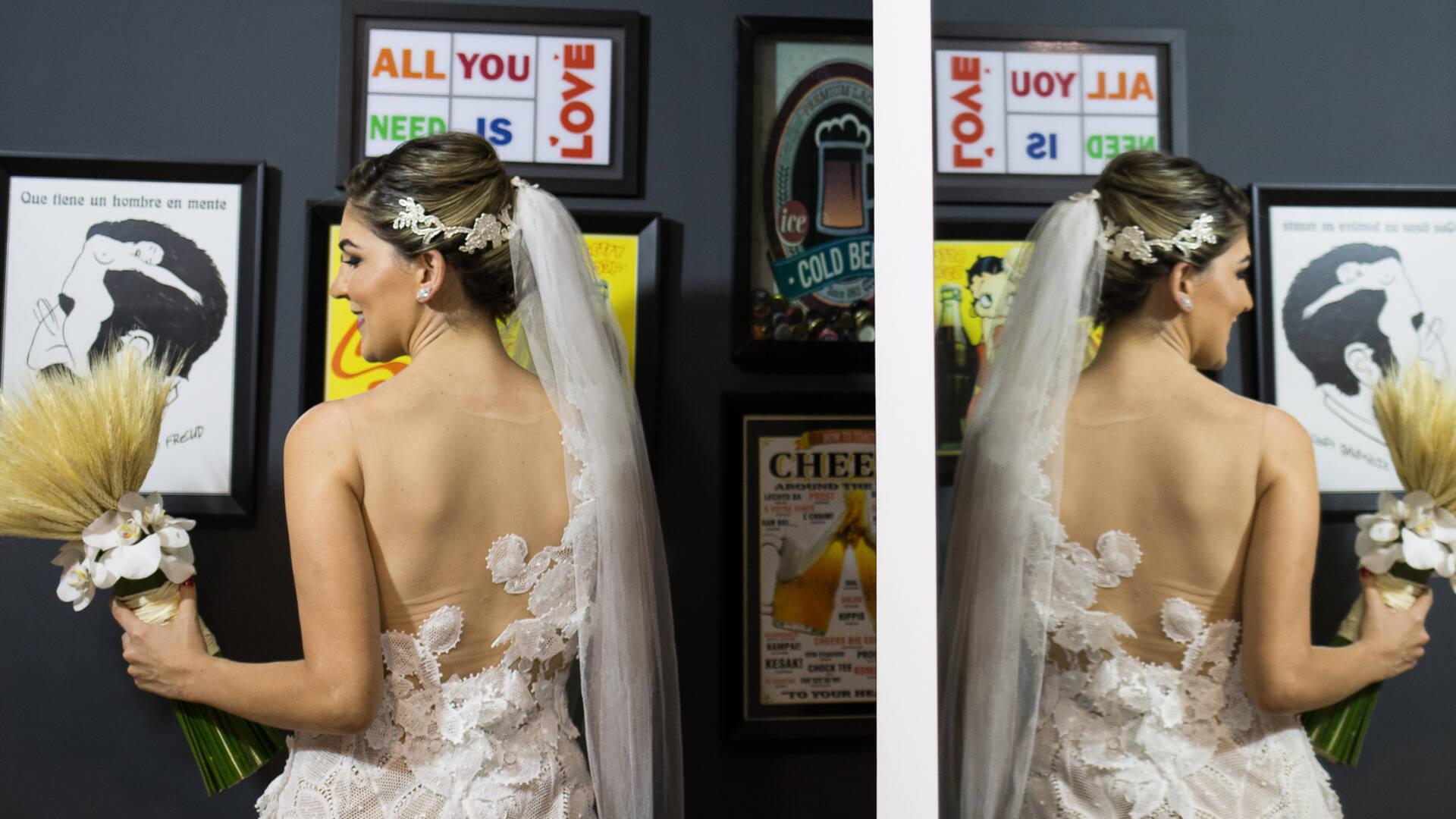Casamento de Alexandra + André