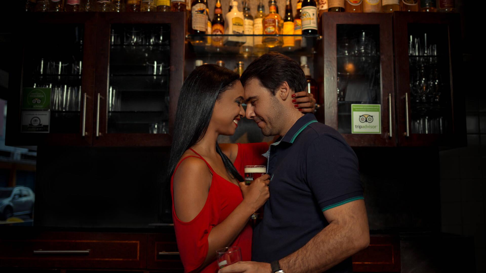 Ensaio de Geise + Eduardo