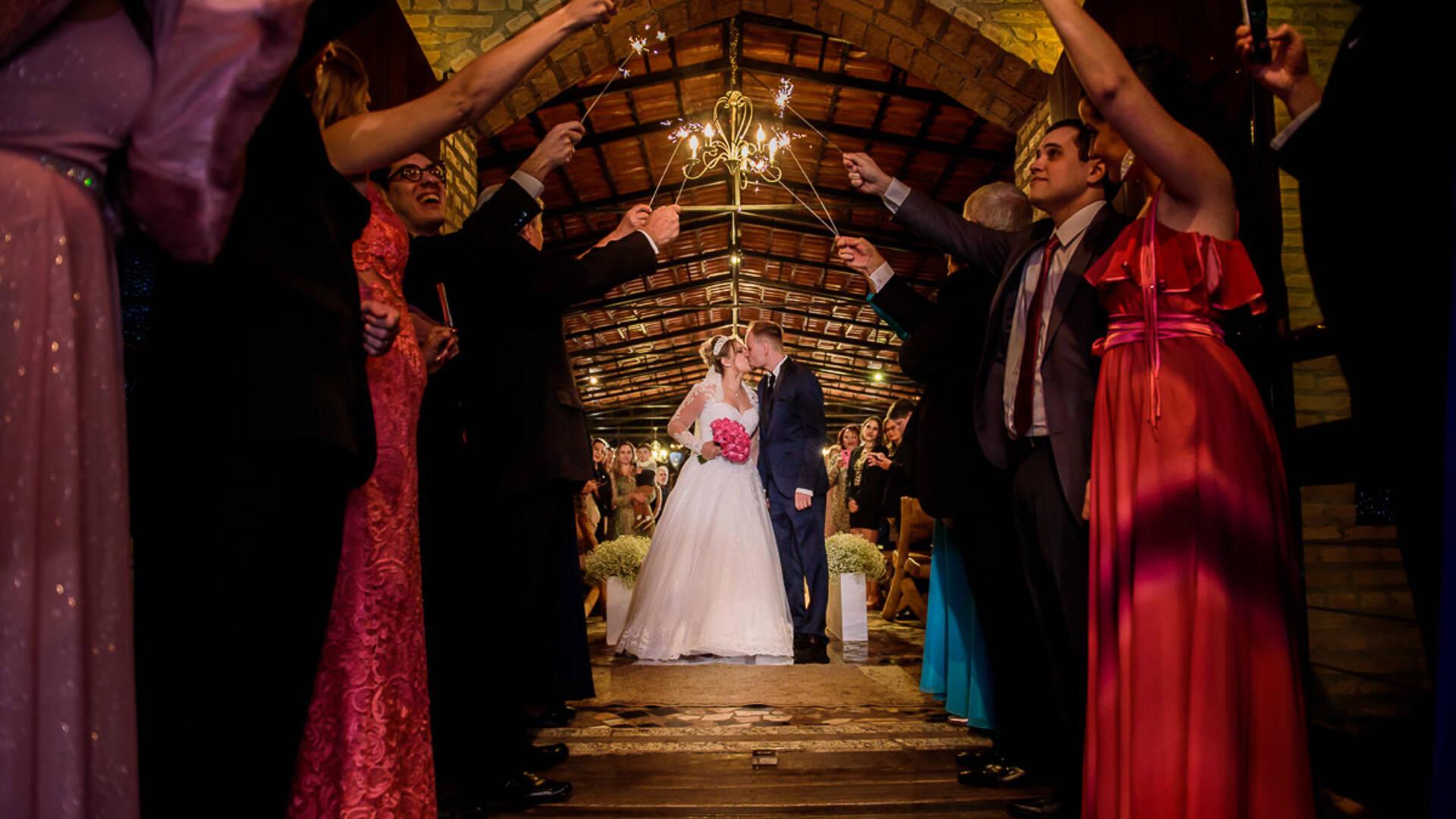 Casamento de Carol & Fábio