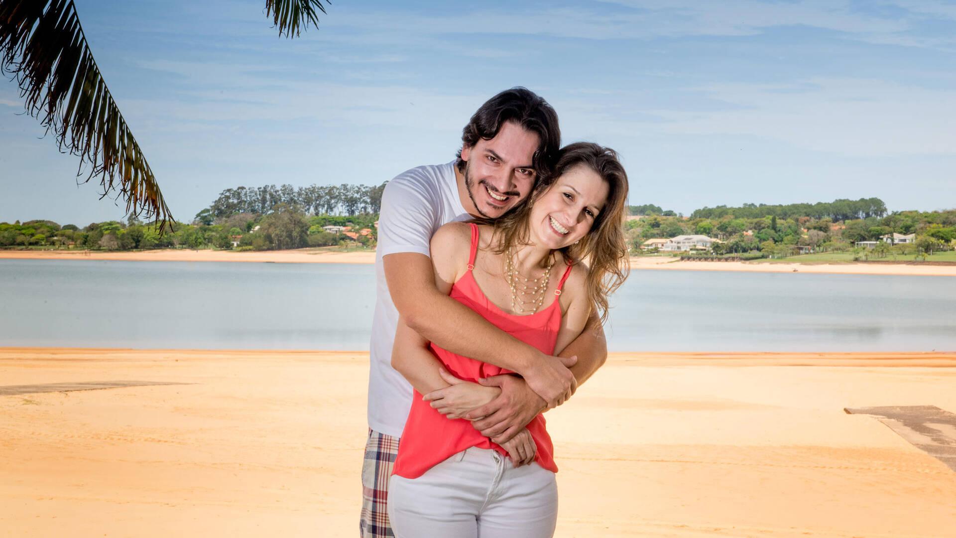 Pré Casamento de Carla & Felipe