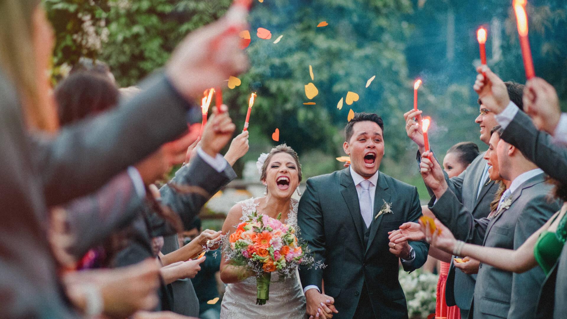 Casamento de Grazi e Thiago