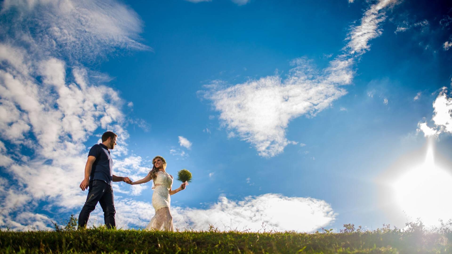 Pré Wedding  de Thacia e Felipe