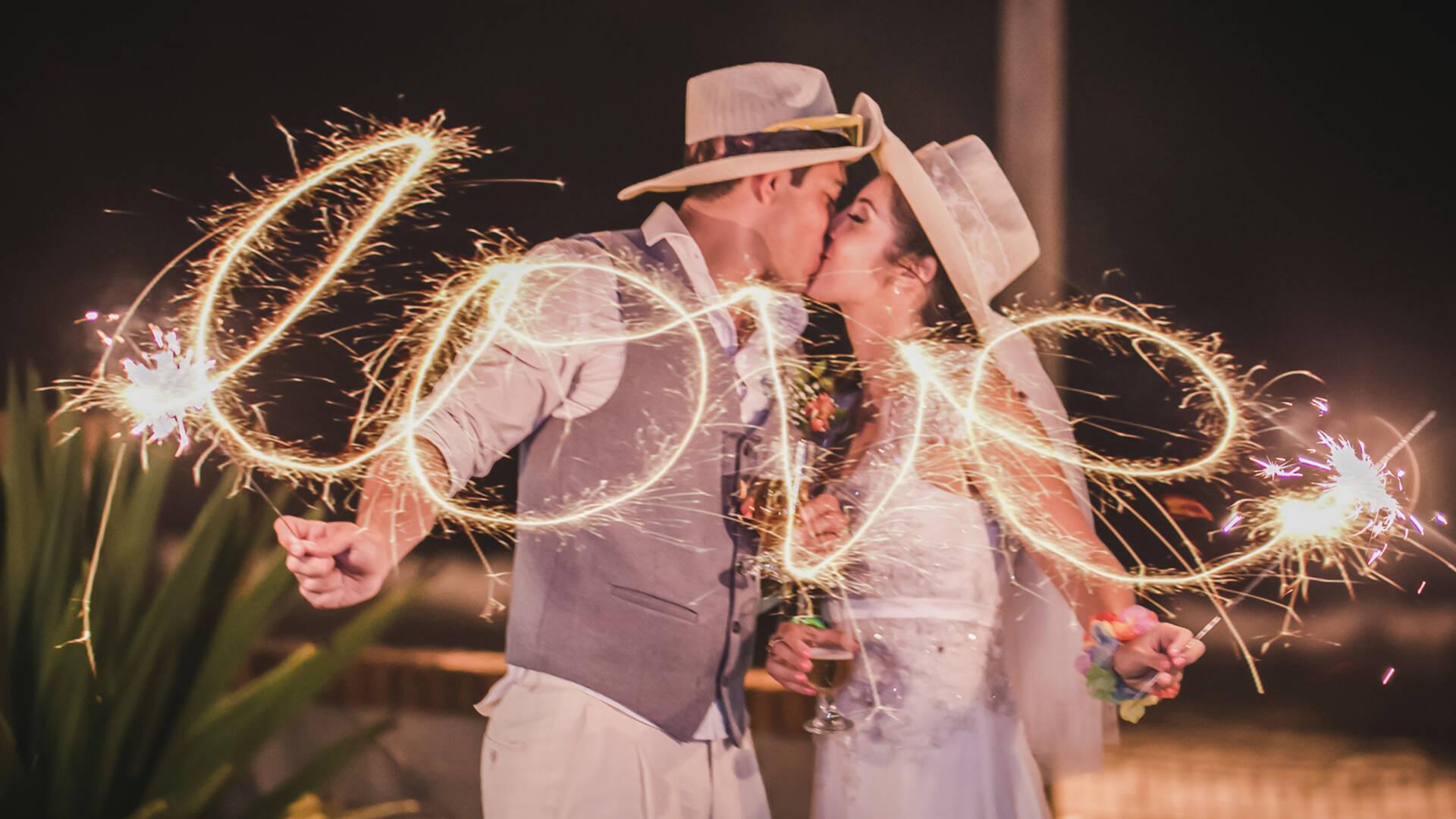 Casamento de Viviana e Javier