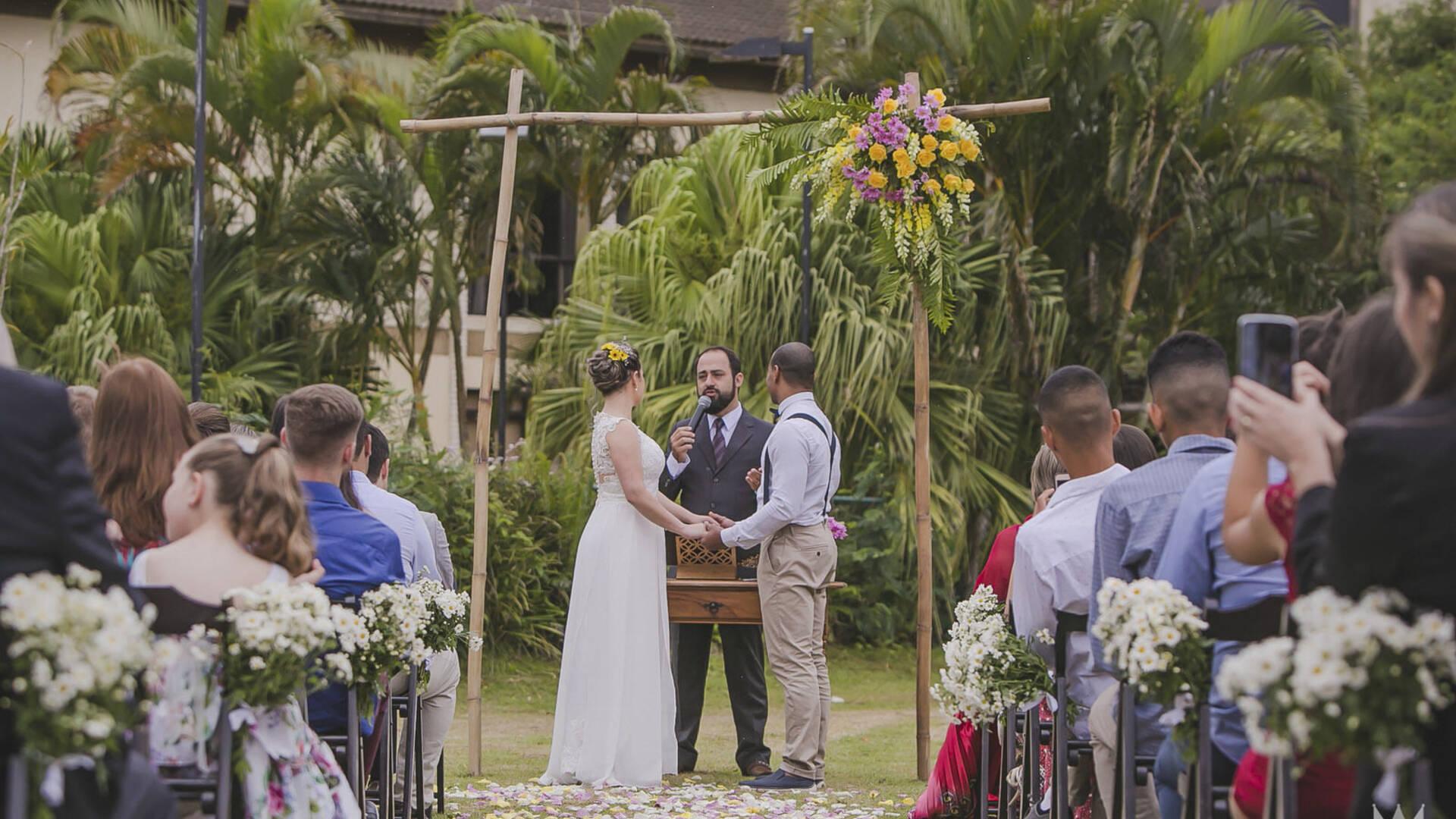 Casamento de Cibele e Jair