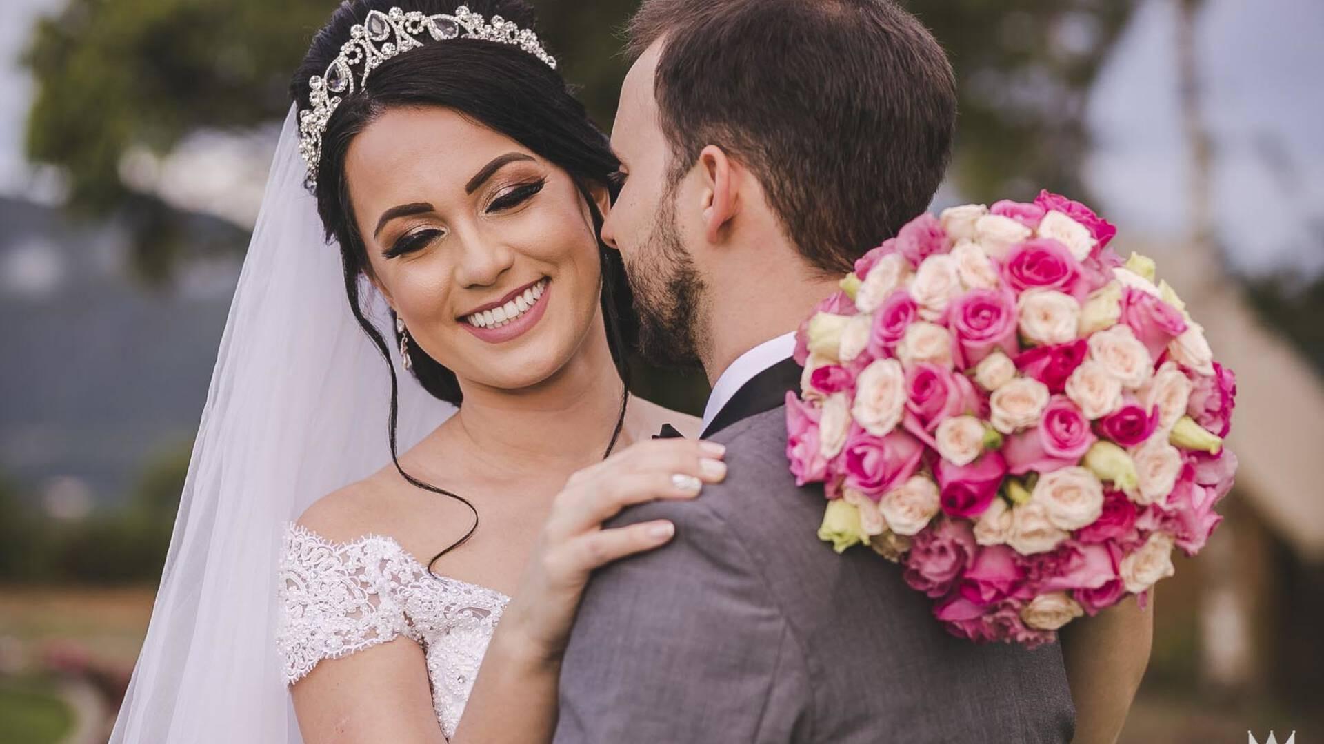 Casamento de Priscilla e Arthur