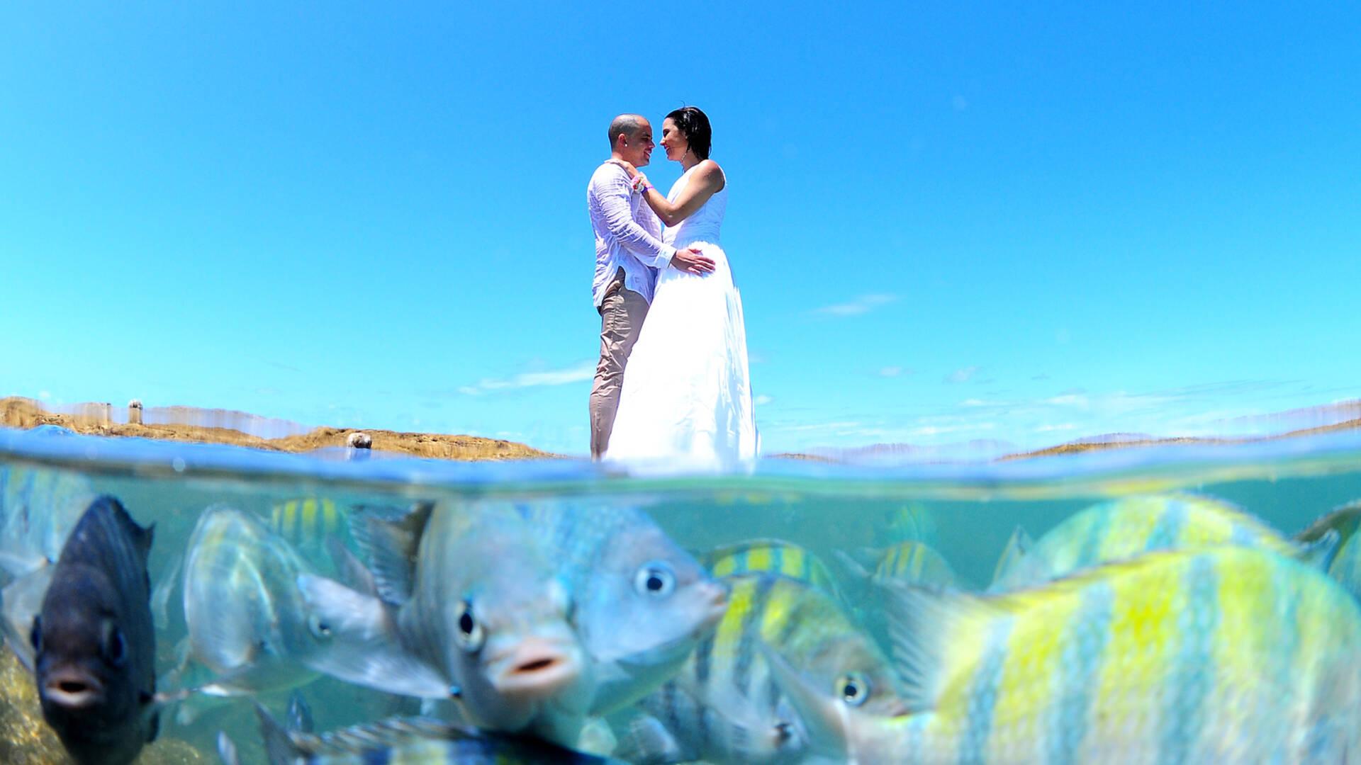 Casamento de Viviane e João Paulo