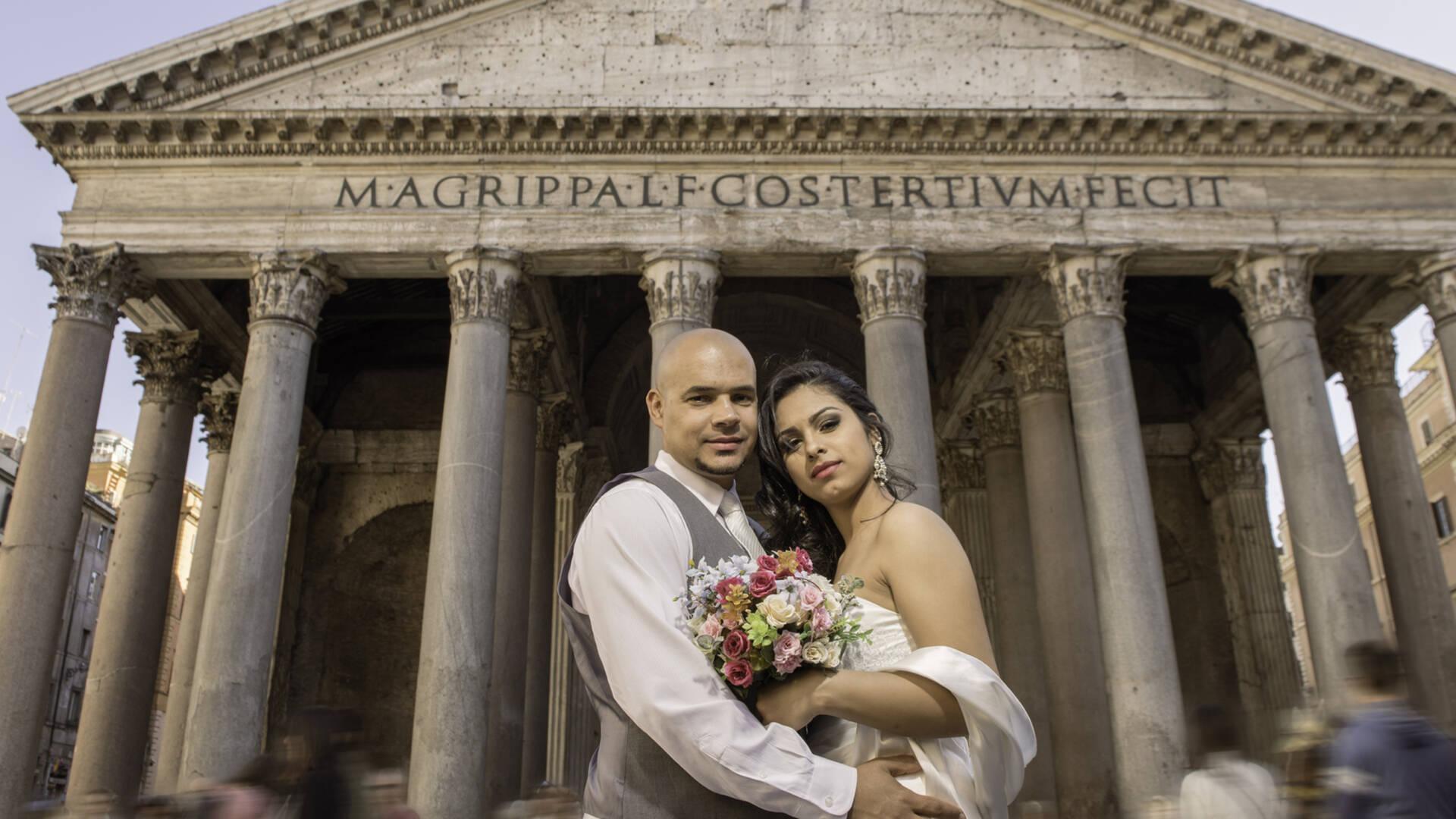 Street Wedding de Natalia e Thiago