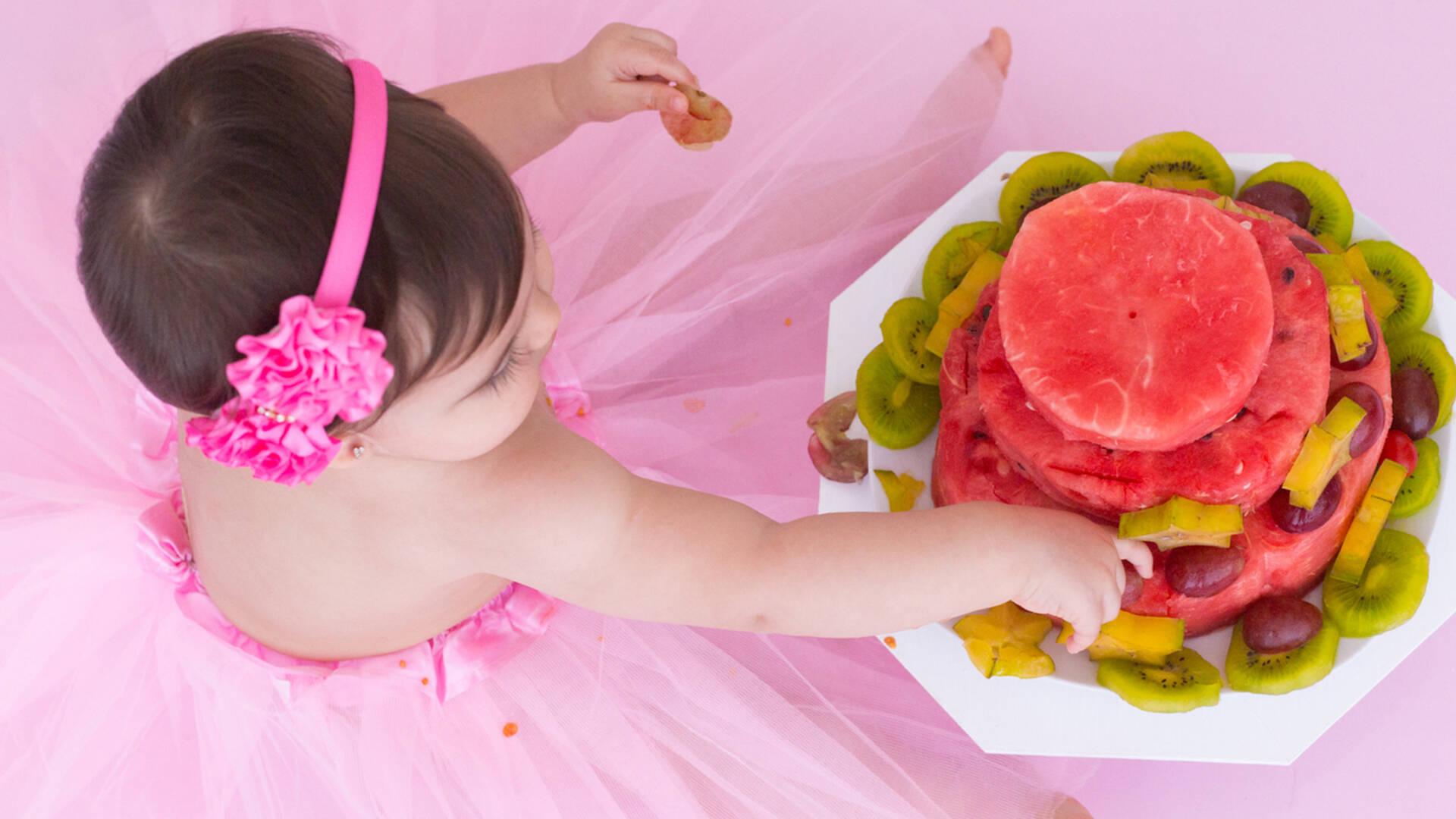 Bebê | Criança de Smash the Fruit  | Raquel