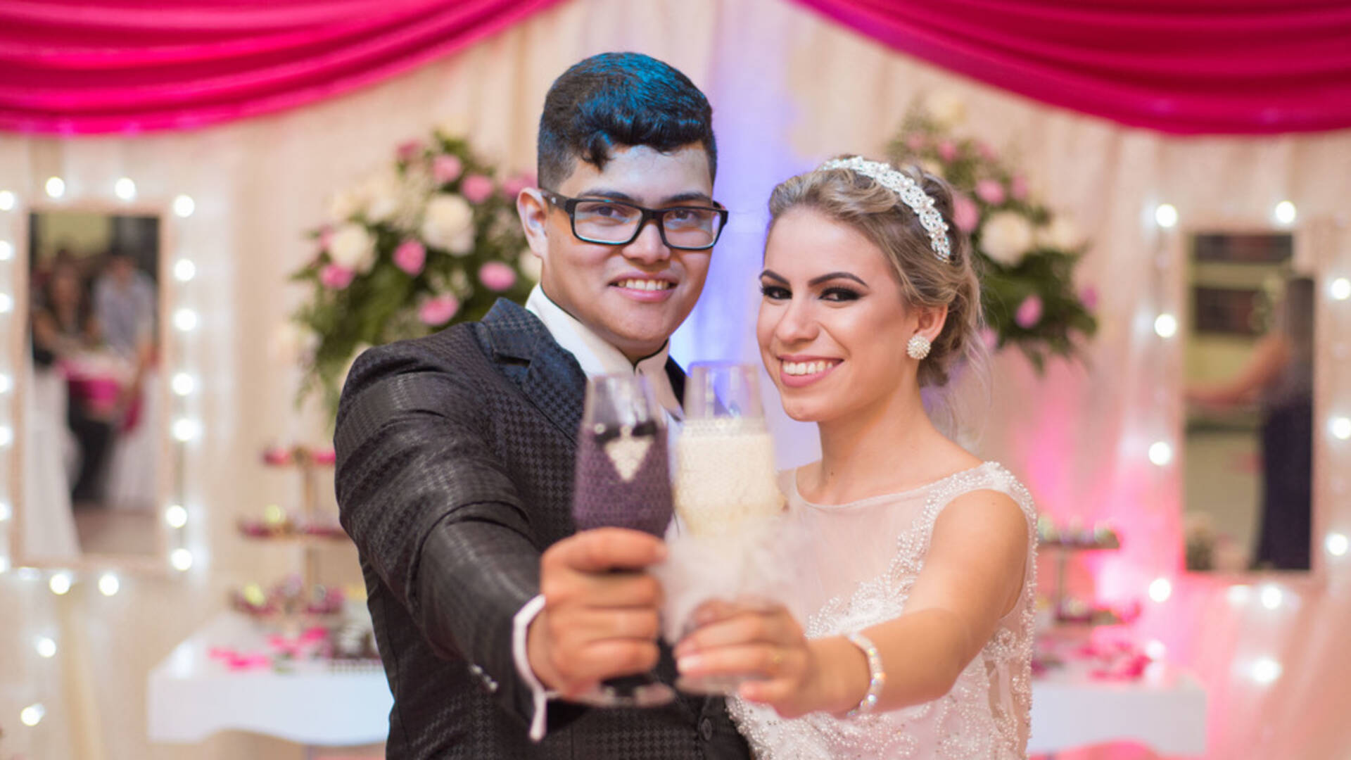 Casamento de Evellyn e João