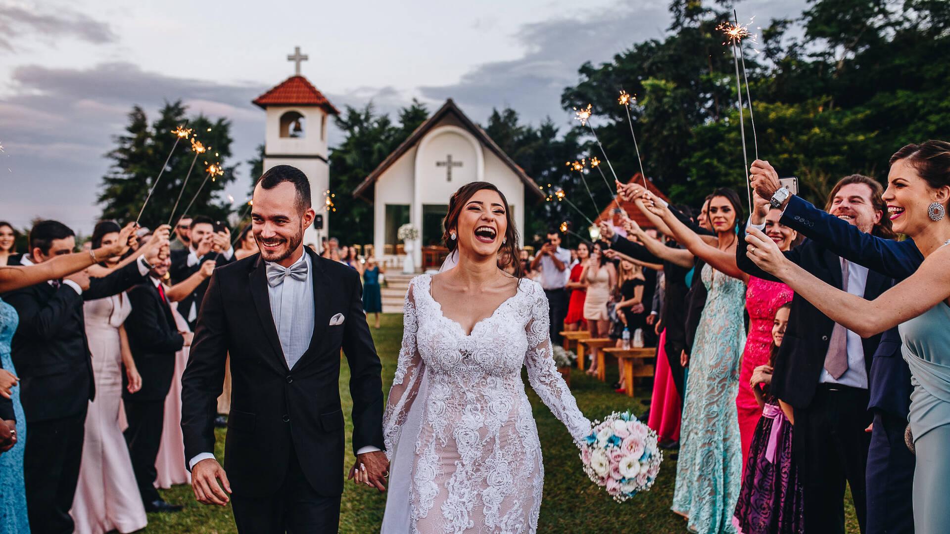 Casamento Rústico no Campo de Steffany + Victor