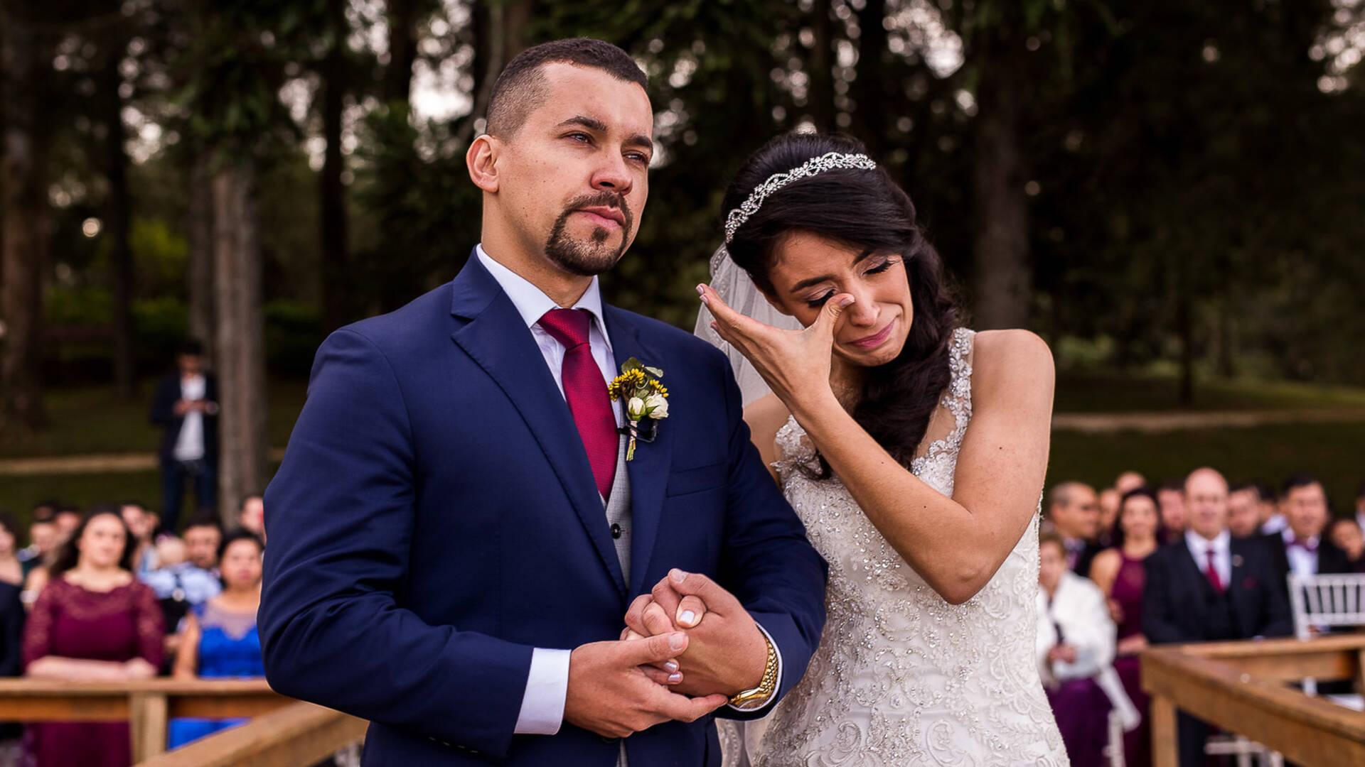 Casamentos de Priscila + Marcos