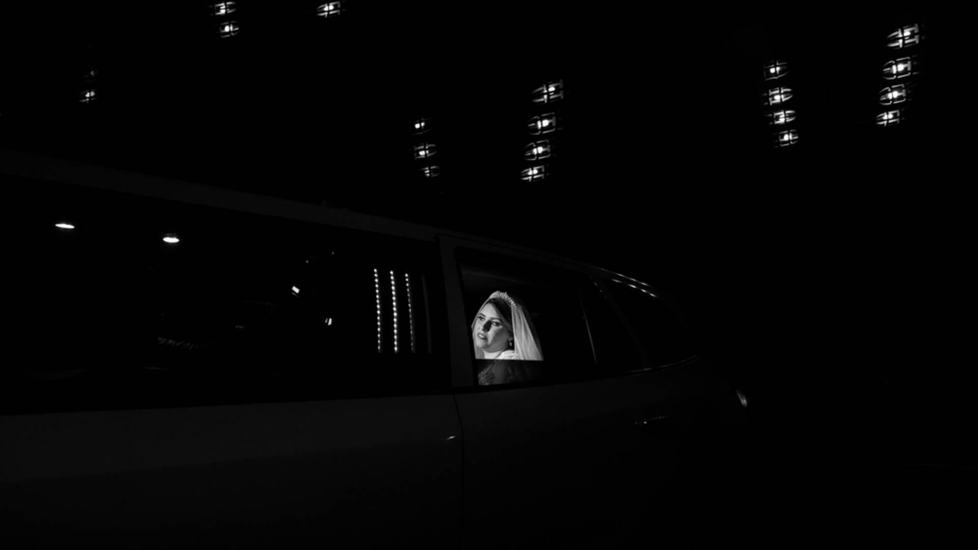 Casamento de A chegada da noiva