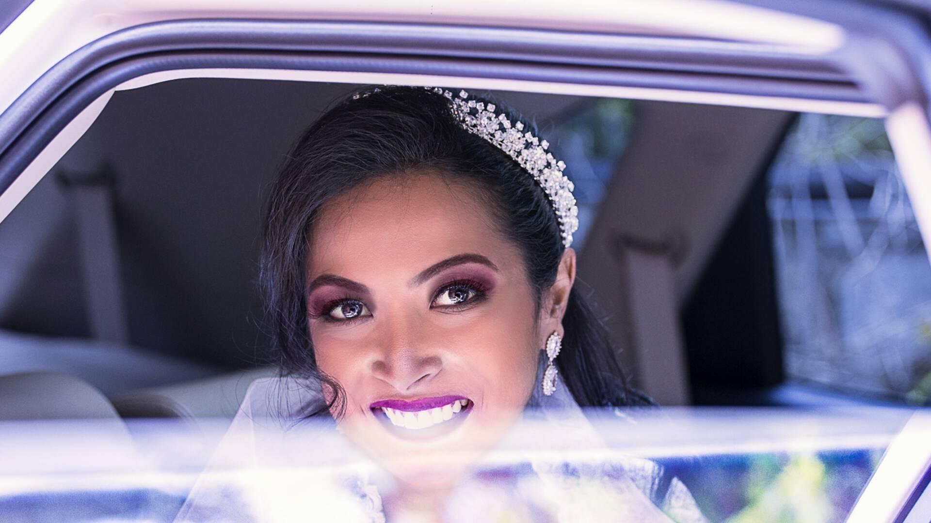 Casamento de Natália + André