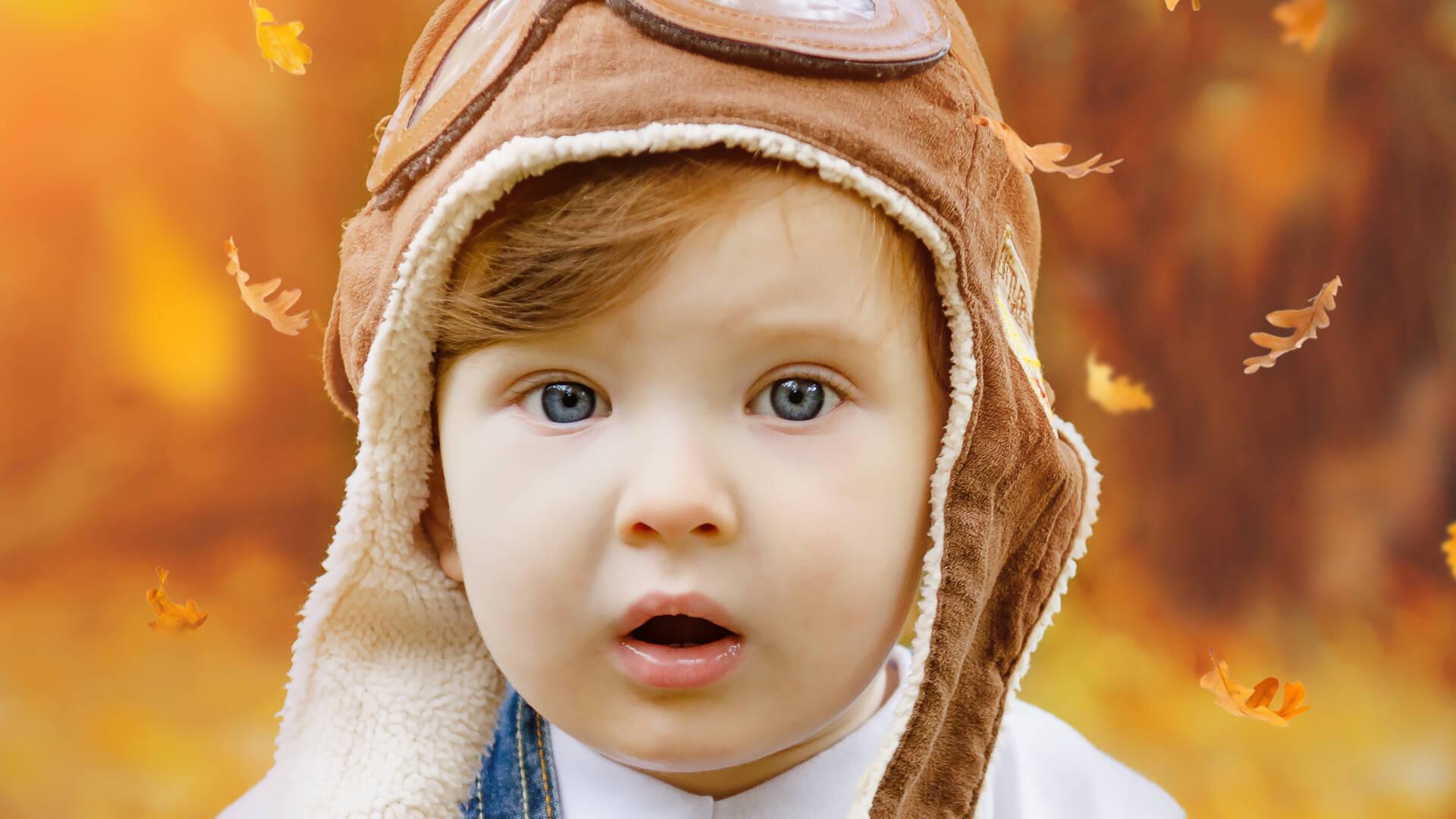 Ensaio Infantil de Rômulo