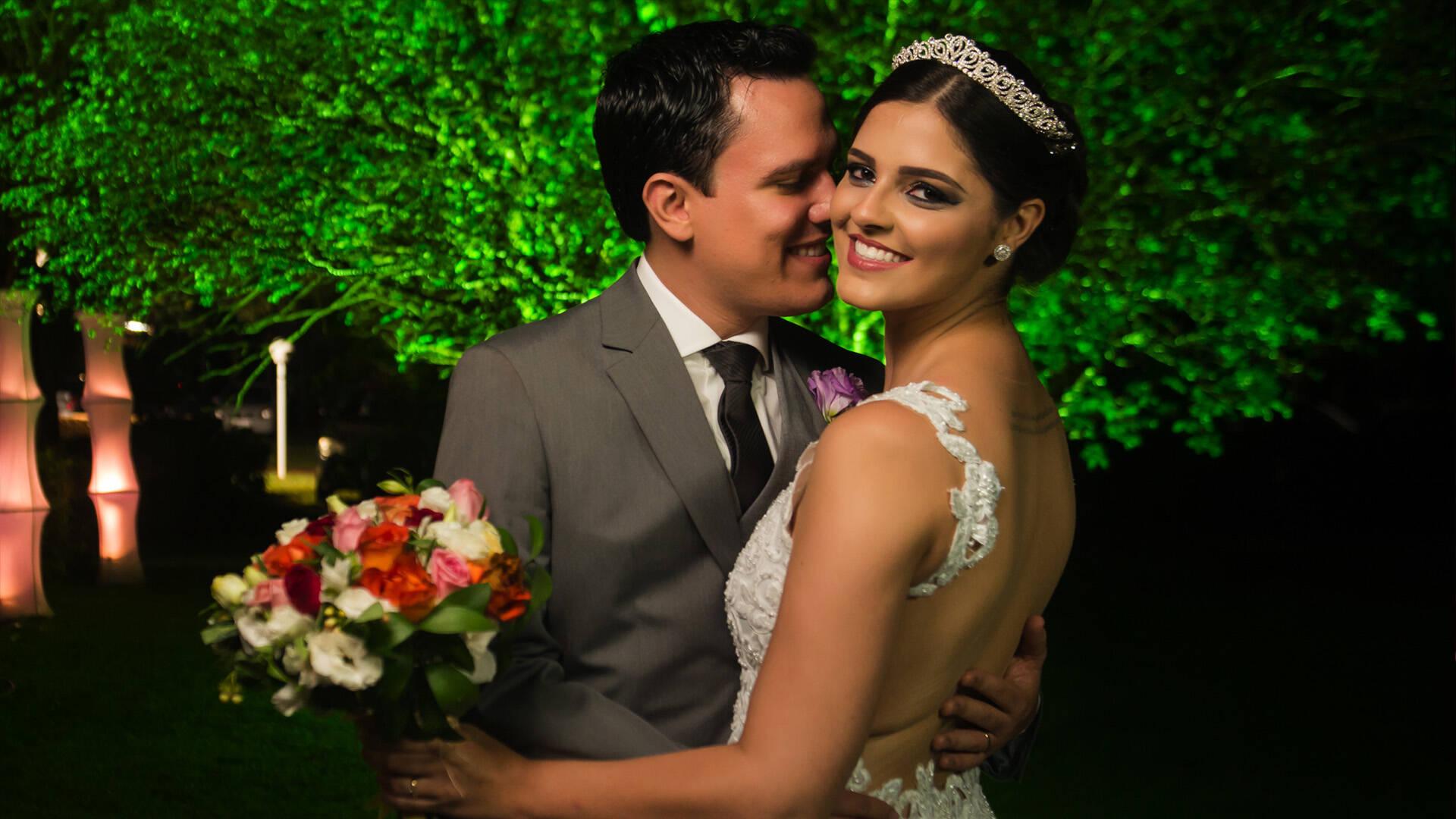 Casamento  de Carlos Giovanni & Adilla