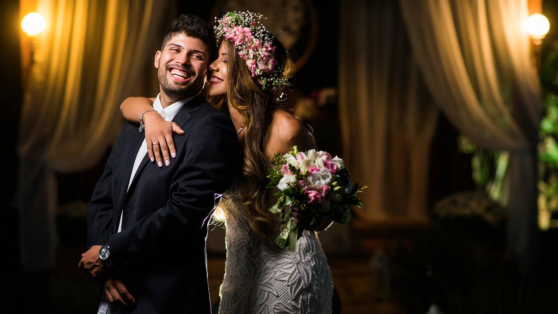 Casamento de Larissa & Gaspar