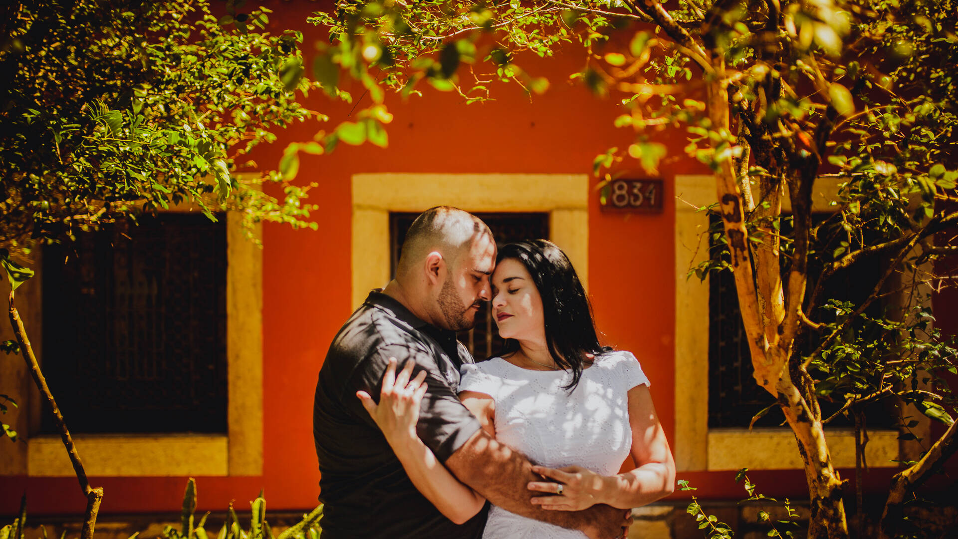 Ensaio de Diana & Danilo