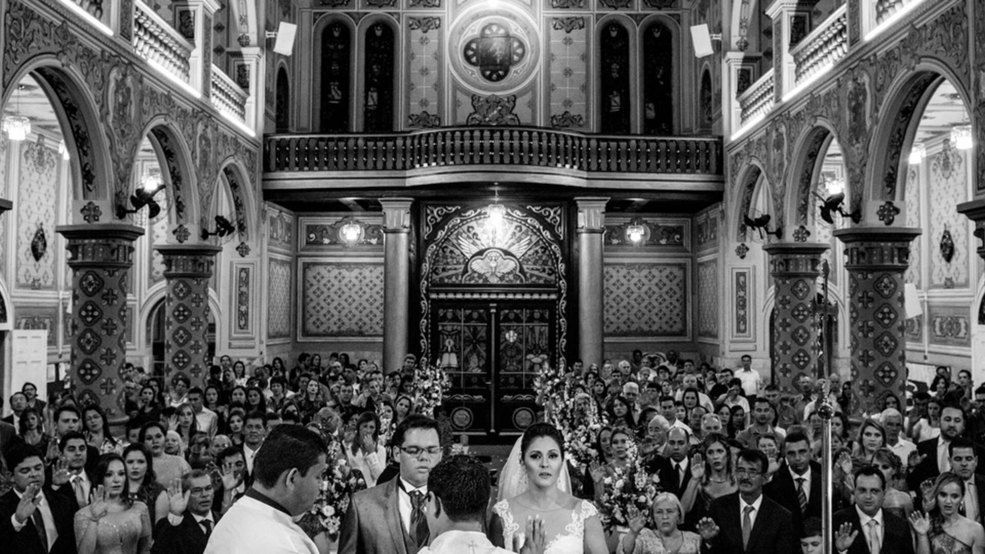 Casamento de Carla e Zé Antonio