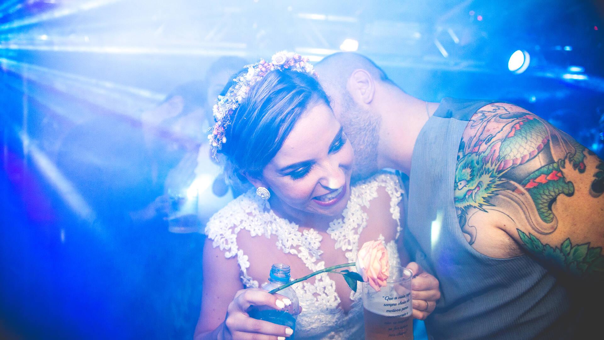 Casamento de Cássia e André