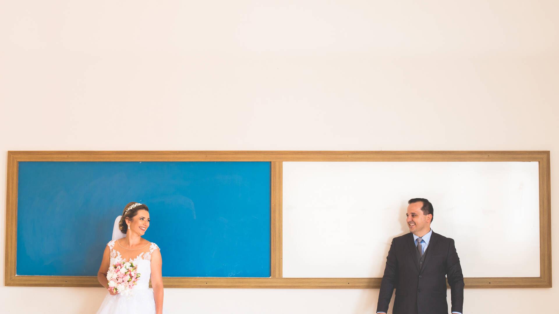 Casamento de Michelle e Daniel