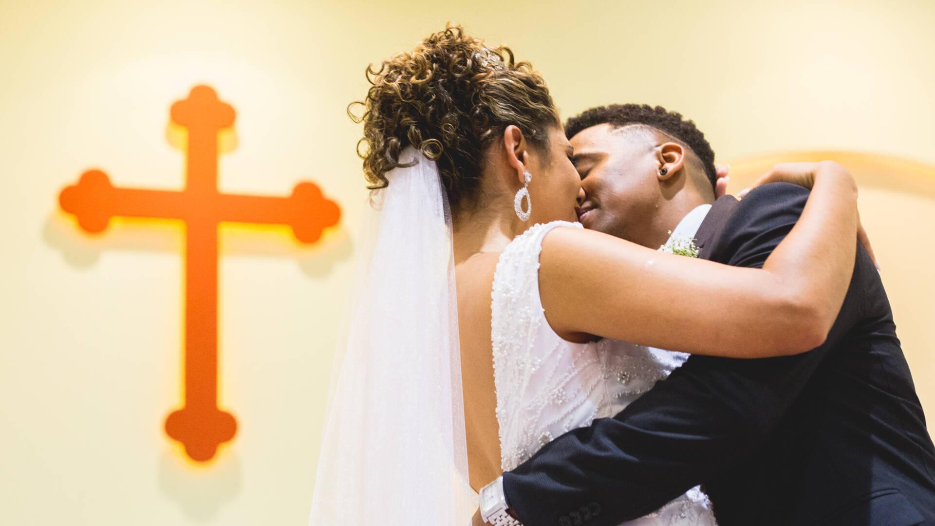 Casamento de Aline e Marcos