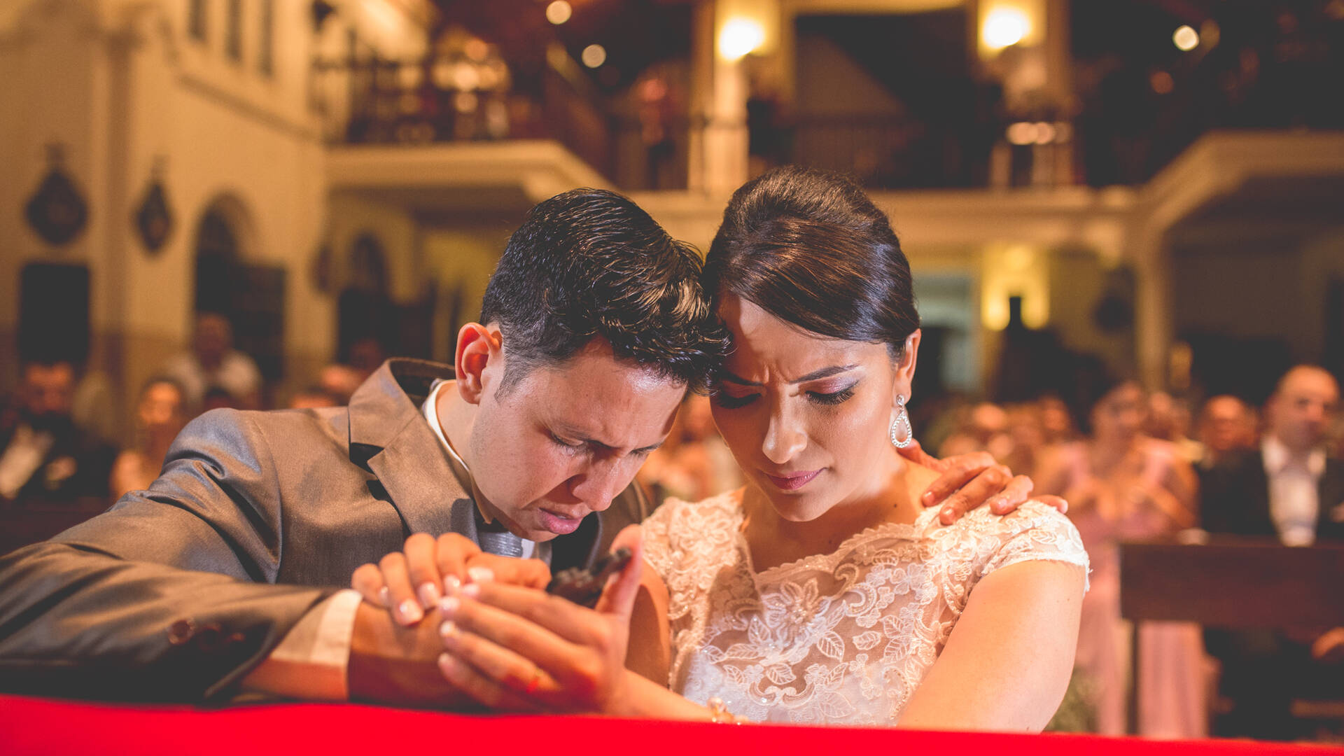 Casamento de Aline e Matheus