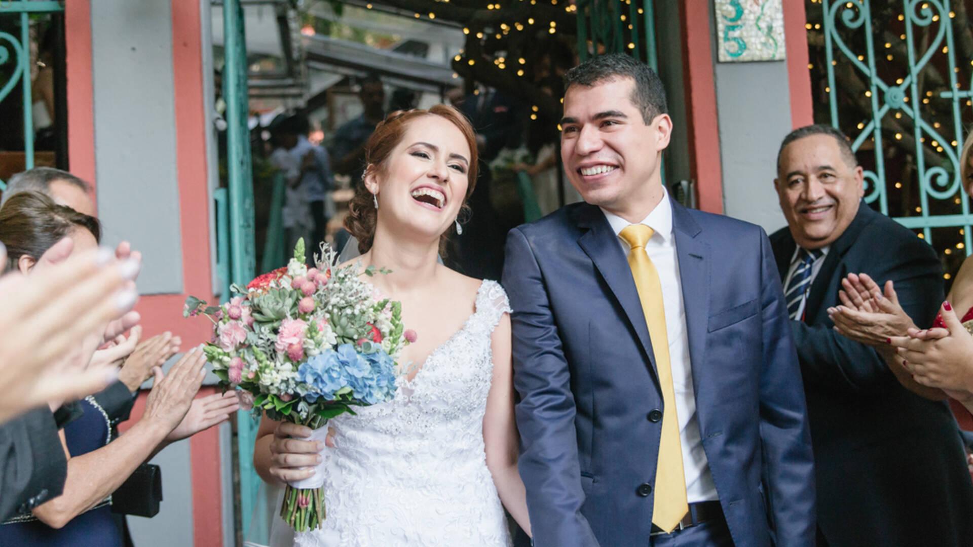 Casamentos de Aline + Rafael