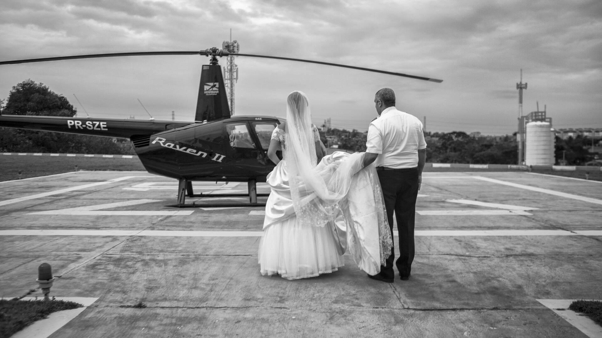 Casamento  de Mari & Júnior