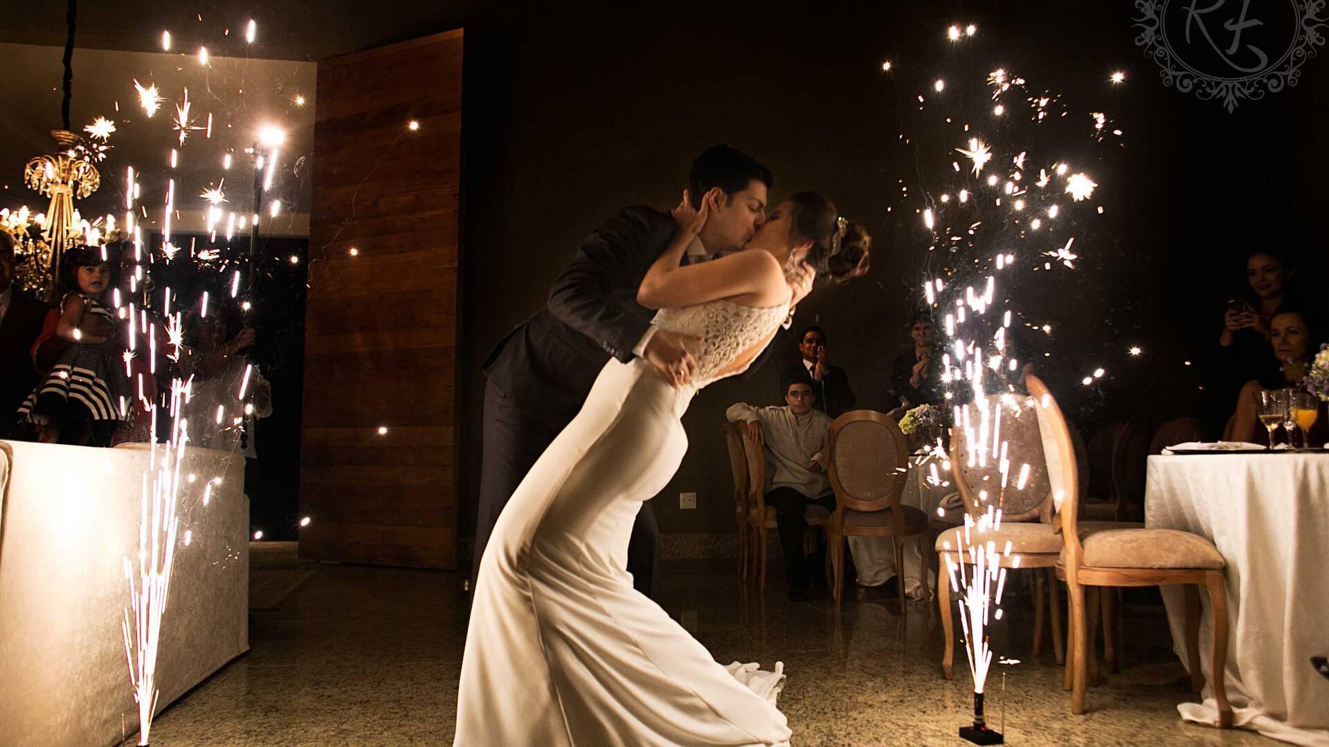Casamento de Thaís e Julião