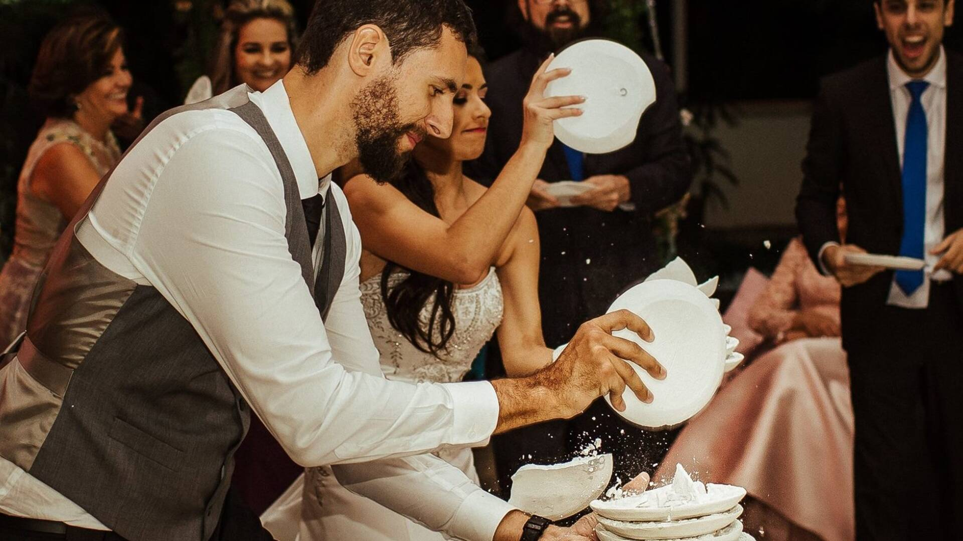 Casamento de Isadora e Spyros