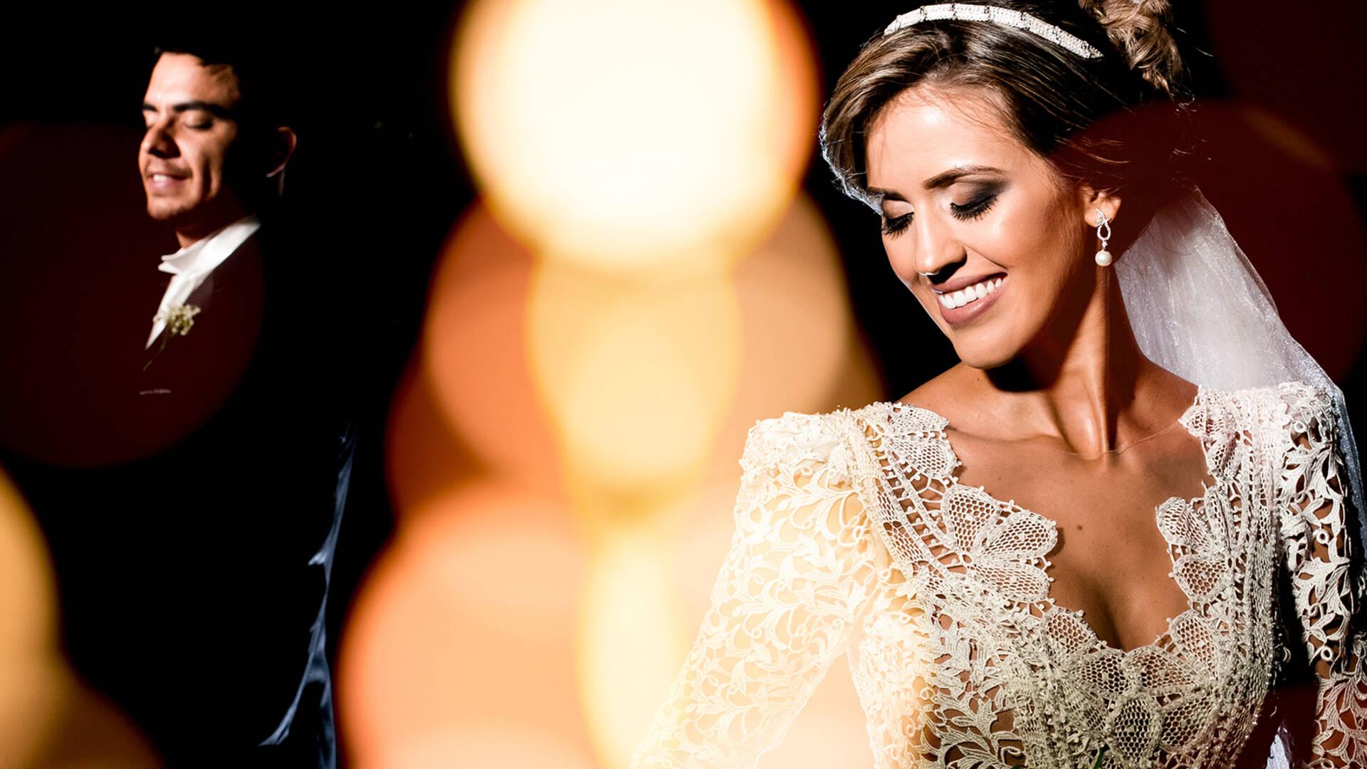 Casamentos de Kamila e Lucas