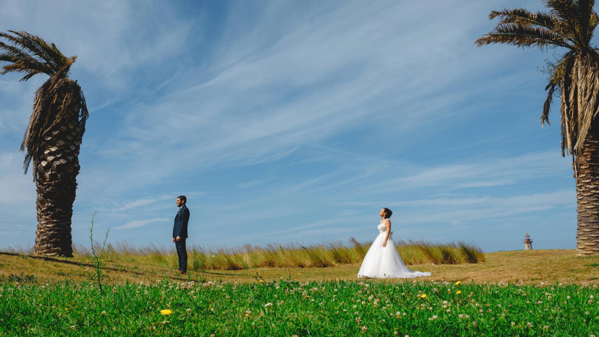casamento de Cátia e Bruno