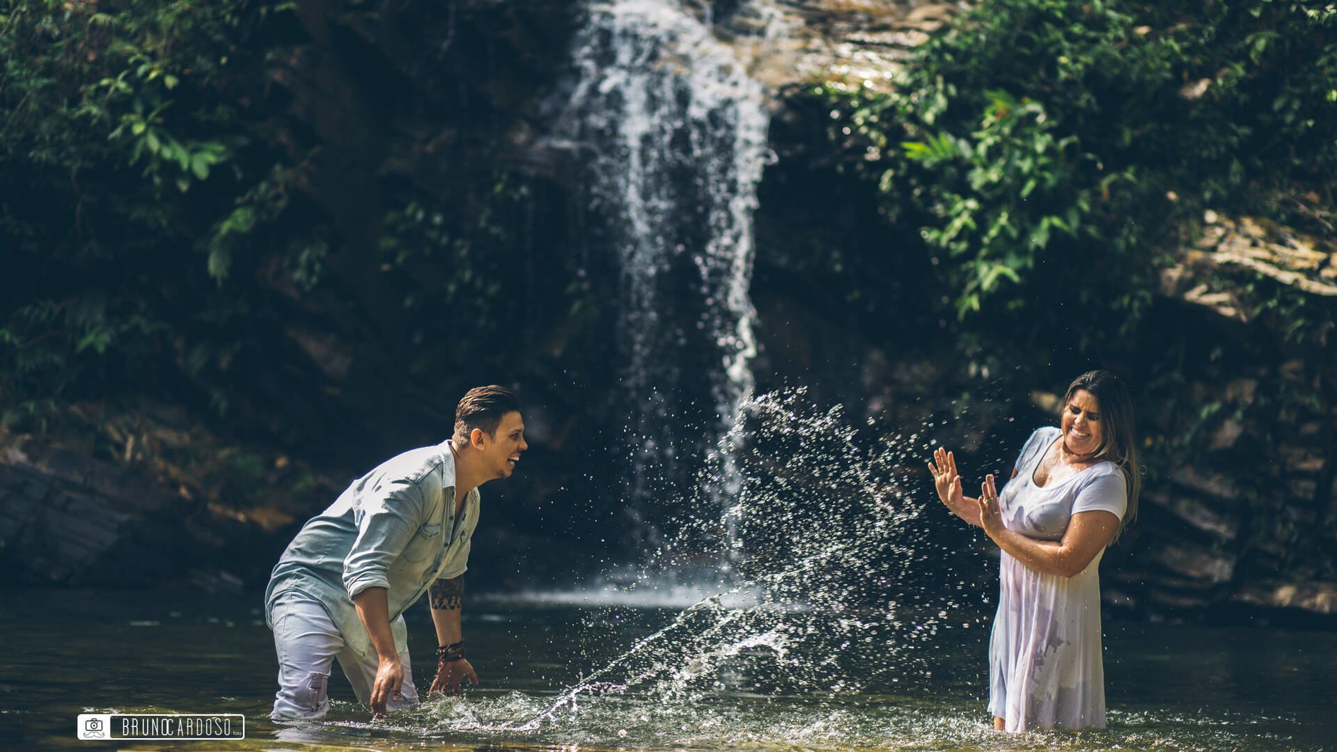 Pré-casamento de Mirian + Renato