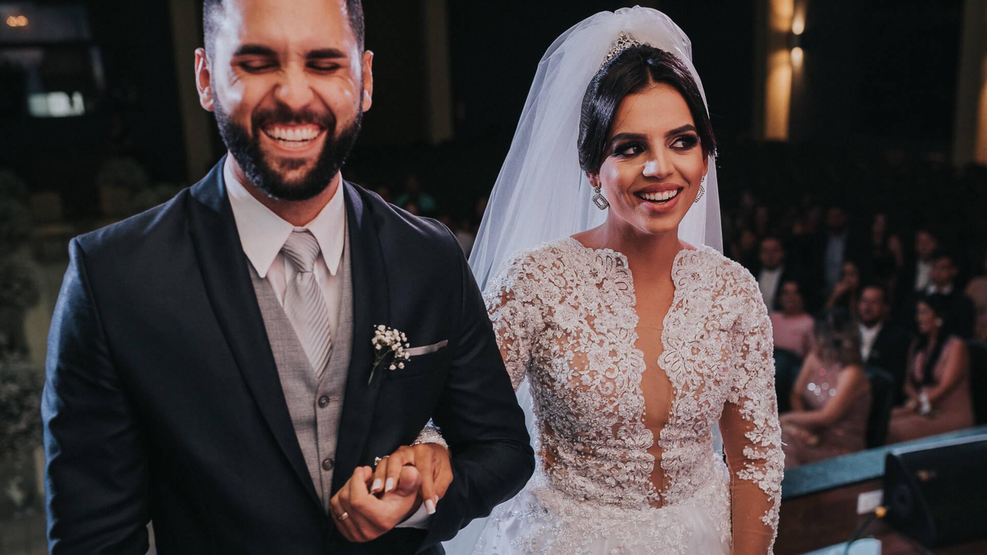Casamento de Mary & Gusta