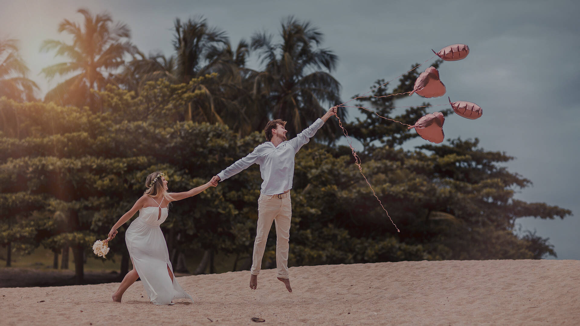 Trash the dress de Carmen & Rafa
