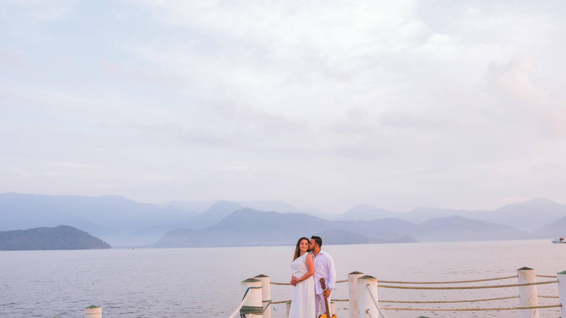 Pré Casamento  de Fabiana e Paulo