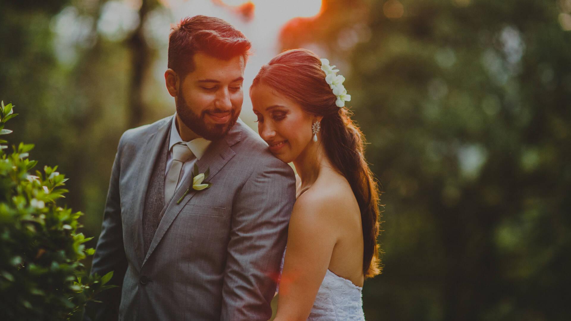 Casamento de Melina e Lucas