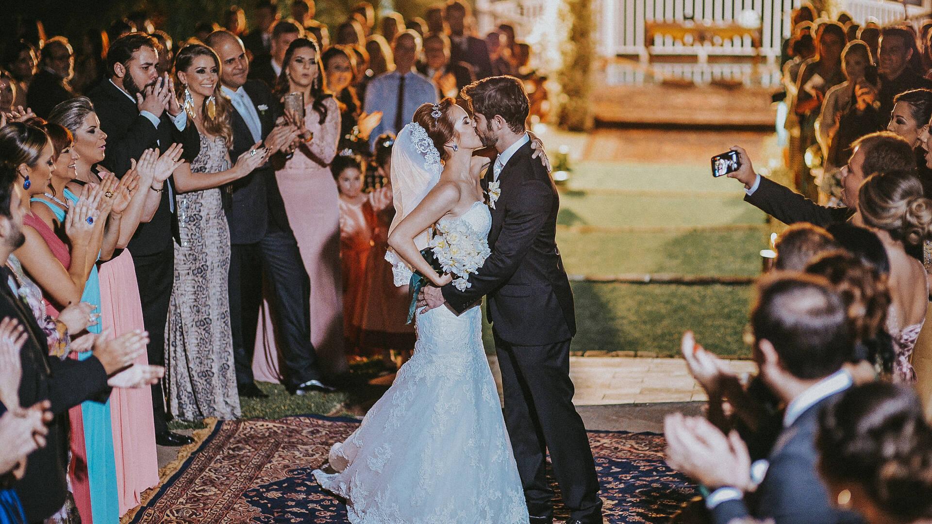 Casamento de Fernanda e João