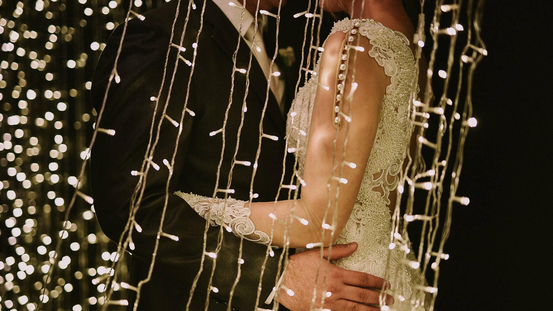 Casamento de Sayonara e Anderson