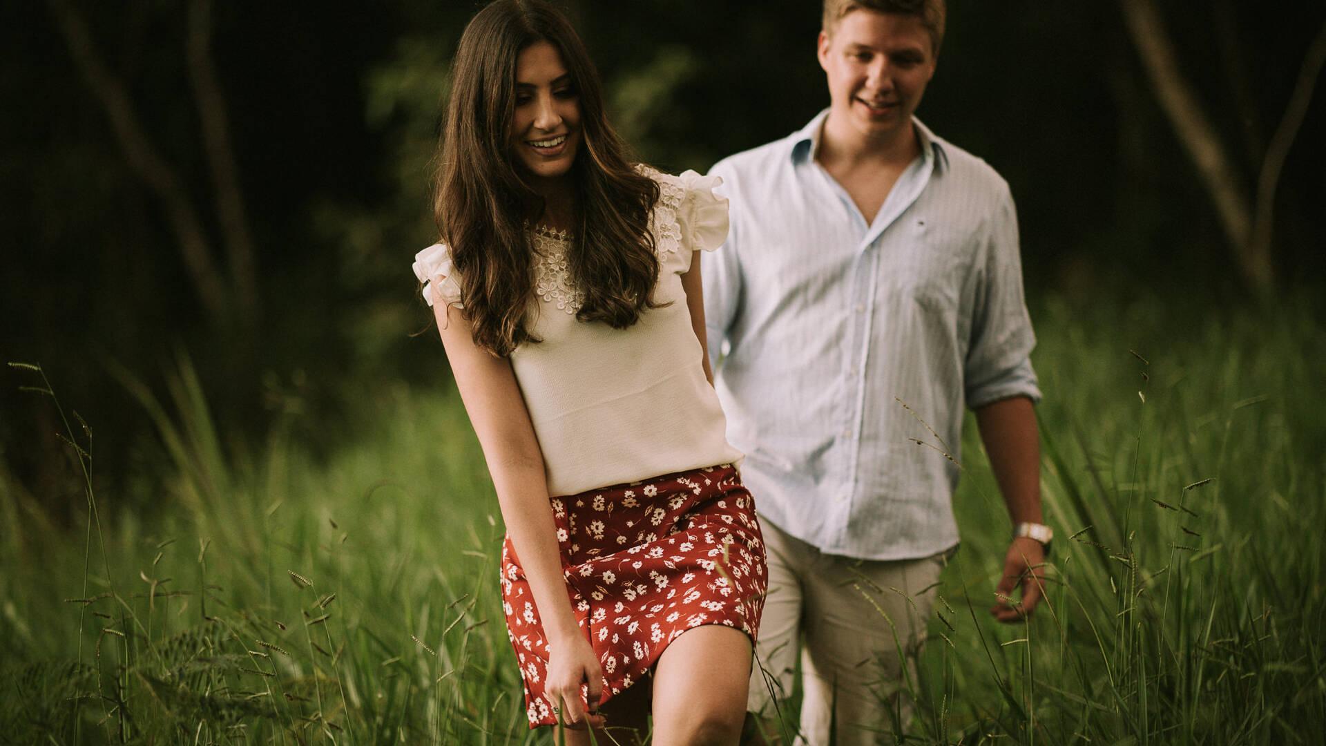 Pré-Wedding de Milena e Giovanni