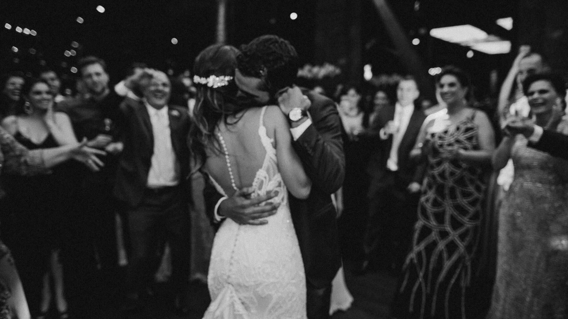 Casamento de Flavia e Michel