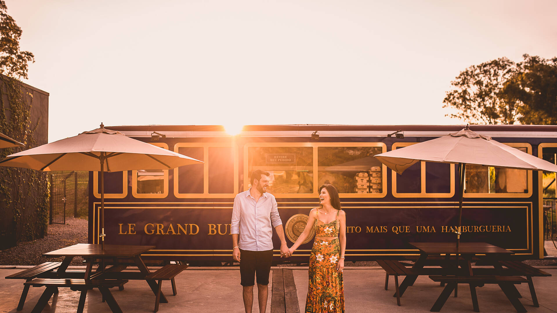 Pré Casamento de Eimile & Diogo