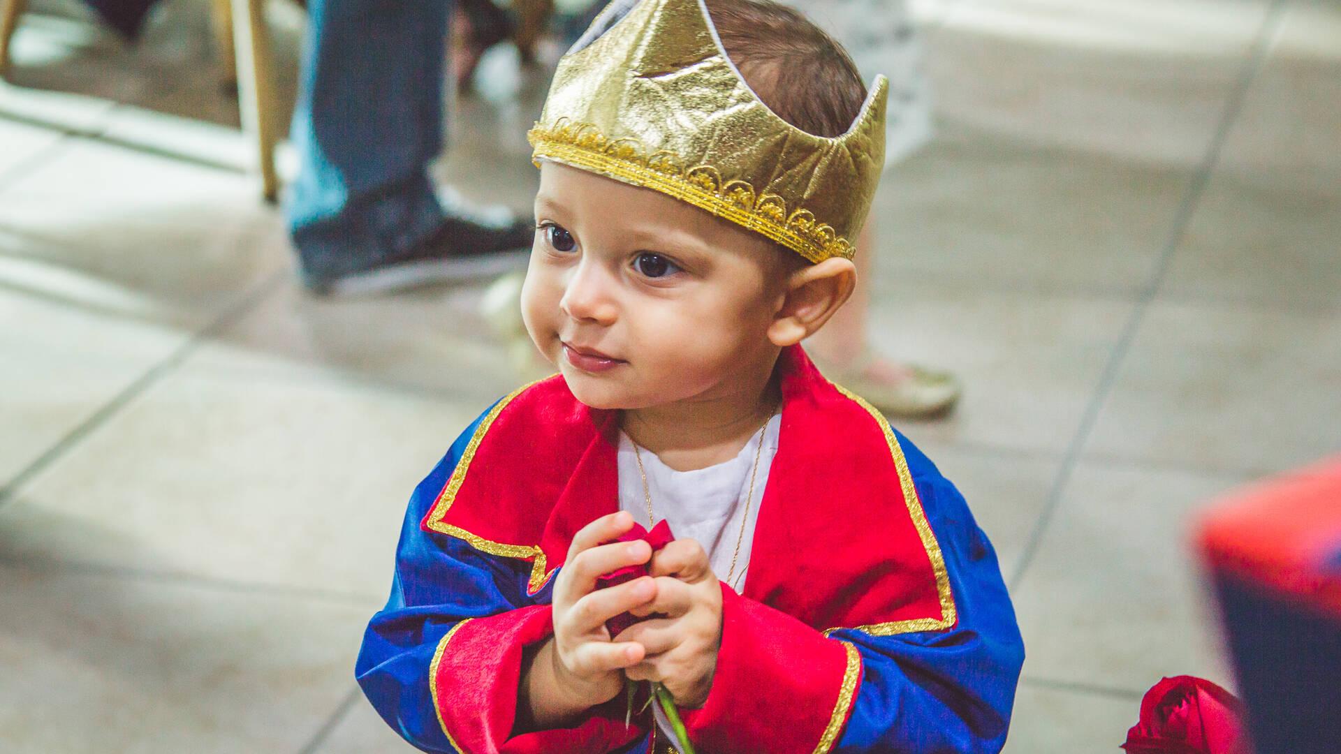 FESTA INFANTIL de 01 ANINHO - ENRICO