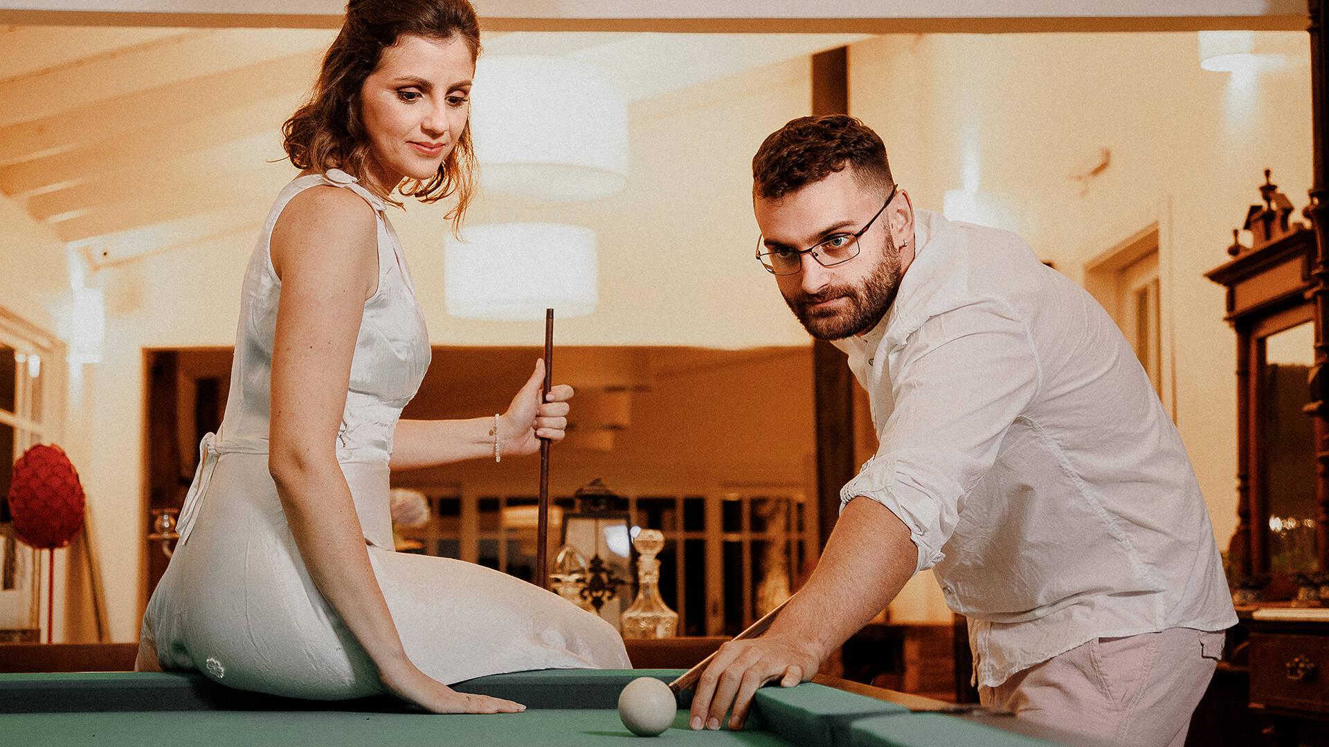 Pre-Wedding de Luciane & Nei