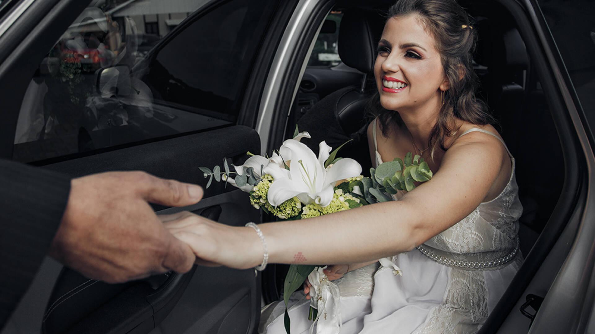 Casamento de Lu & Neno