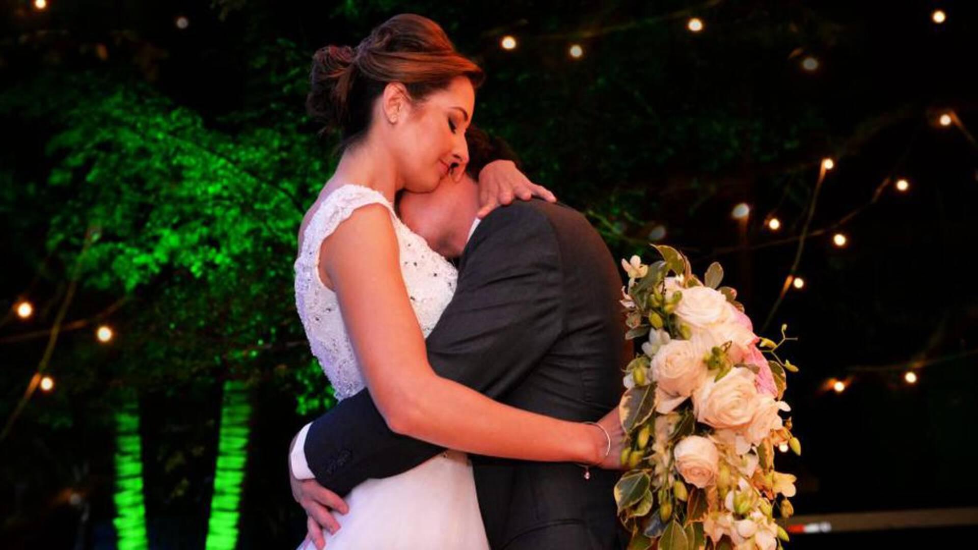 wedding de Camila  & Alex